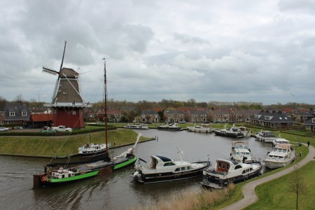 Voorjaarstocht - Invaart Dokkum